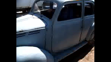 Fiat 1100 Retro