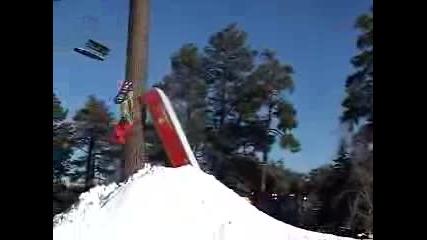 Gangsta Snowboard Video