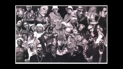 Big L, Big Pun, Eminem, Nas, Jay-z, Dmx, Notorious B.i.g. & Tupac Over a Dre Beat