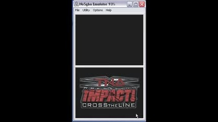 T N A impact - Cross The Line ( The Game For Nds )
