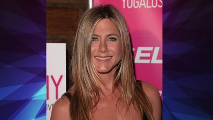 Jennifer Aniston's Front Yard Mowed Down by Drunk Driver