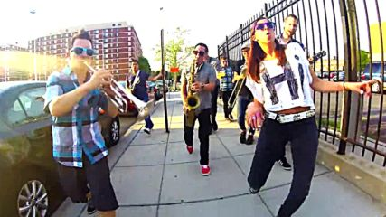 Timber - Pitbull ft. Keha - Ska Cover by Party Like Its... - Official Music Video