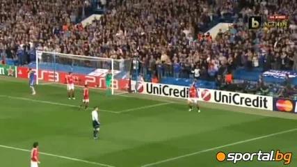 Челси 0 - 1 Манчестър Юнайтед