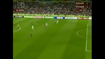 Франция - Испания 3:1