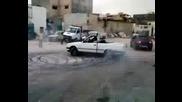 Изтрещел Либиец Върти Bmw E30