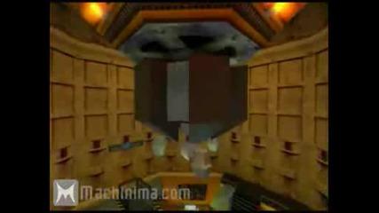 Freemans Mind - Episode 3 (half - Life Machinima)