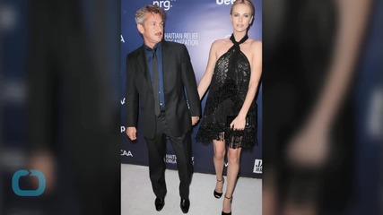 Sean Penn Dodges Charlize Theron Engagement Questions on Good Morning America