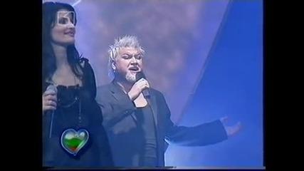 Maриана Попова-let Me Cry-полуфинал На Българската Евровизия-2006