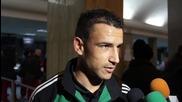 Иван Стоянов: ЦСКА е основният ни конкурент за титлата
