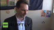 ООН шеф отдава почит на сирийски и палестински бежанци в Ярмук