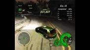 Nfs U2: 458, 898 Drift King!