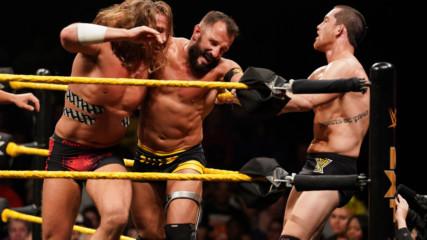 Johnny Gargano & Matt Riddle vs. Bobby Fish & Kyle O'Reilly: WWE NXT, May 22, 2019