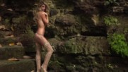 Kate Bock Goes Completely Bare Wears Only Chainmail Chaps In Mexico - Sports Illustrated Swimsuit