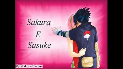 Sasuke And Sakura Love