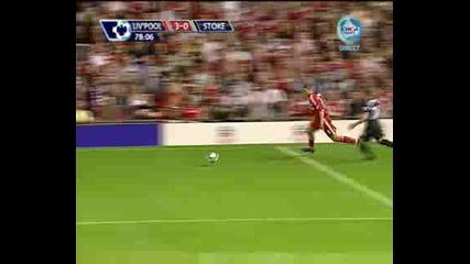 Liverpool 3 - 0 Stoke City Kuyt