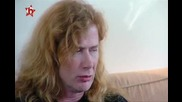 Dave Mustaine Interview on Bonedo p.2 Hq
