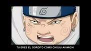 Naruto Rap(bg subs)