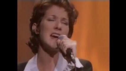 Celine Dion - Ce n`etait qu`un reve | Селин Дион на живо