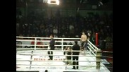 Светлозар Савов vs Ritzi Samo /атина/ Max Fight-12.11.2011г.русе