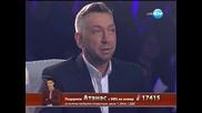 X Factor Атанас Колев Live концерт - 05.12.2013 г
