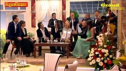 Lepa Brena & Darko Lazic - Splet Sevdalinki - (Grand Narodna Televizija 2014)
