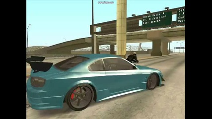 Gta San Andreas Drifting by vasitooo13