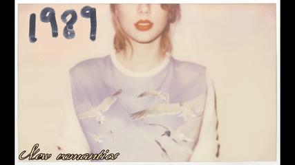 + Превод! Taylor Swift - New Romantics