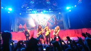 Iron Maiden - The Trooper - Live