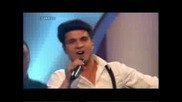 Eurovision 2008 Denmark: Simon Mathew - All Night Long