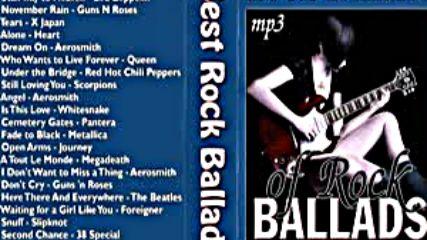 Best Rock Ballads _ Top Rock Ballads All Time