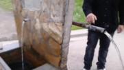 Балканска вода която гори