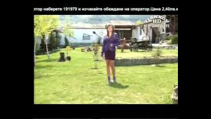 Тони Владимирова - Заплака Тана * (офицялно видео) *