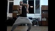 Wiz Khalifa Black 'n' Yellow Страхотен Танц Хореография