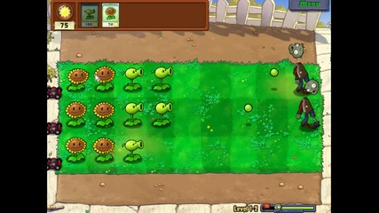 Plants vs Zombies 1 - 2