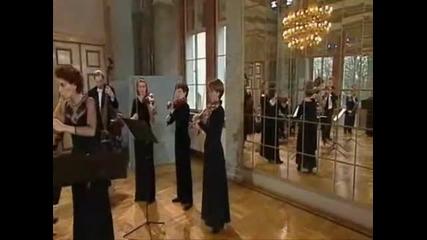 Й. С. Бах - Бранденбургски концерт No.4 - 2