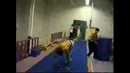 Extreme Acrobatic