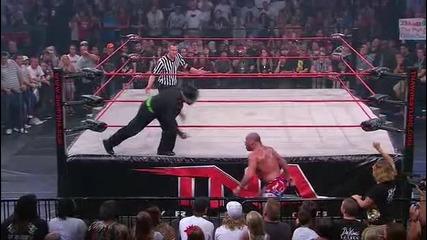 Jeff Hardy vs Kurt Angle - No Surrender 2010