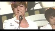 U-kiss - Someday ~ Music Bank (09.09.11)