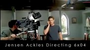 Congrats to Jensen on his Directorial Debut
