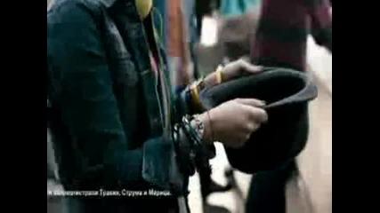 Рекламата на Поли Генова с Mcdonald