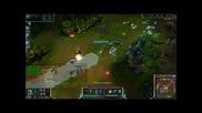 League of Legends Fiddlesticks Jungler Win :)