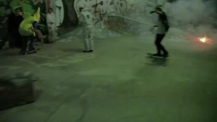 Домът на скейтърите