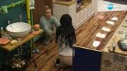 Ирина и Емануела скриха храната на Съквартирантите в Къщата