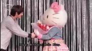 fashiontv Ftv.com - Hello Kitty Birthday Event at Sanrio Puroland in Tokyo
