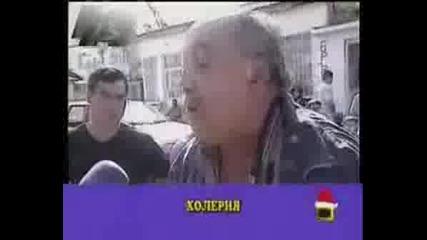 Господари На Ефира - Интервю С Роми * (смях) *