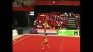 Акробатика - Европейско - Женска Двойка - Финали