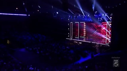 Nicole Scherzinger засрамва участничка X-factor ( Uk)