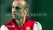 Бербатов - 23-те гола за Монако