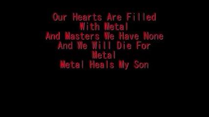 Manowar - Brothers of Metal