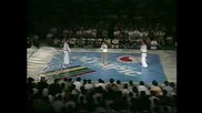 Andy Hug vs. Toshiyuki Yanagisawa Round 5 of 5